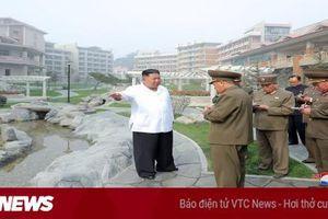 Chủ tịch Kim Jong-un thăm khu nghỉ dưỡng suối nước nóng ở Yandok