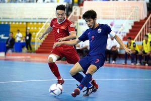 Trực tiếp Việt Nam vs Thái Lan, bán kết AFF HD Bank Futsal Championship 2019
