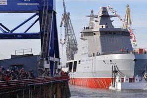 Nga hạ thủy tàu phá băng chiến đấu Ivan Papanin