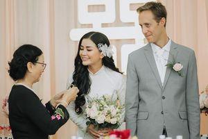 3 người mẫu, diễn viên có cuộc sống hạnh phúc bên chồng ngoại quốc