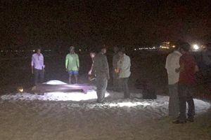 Nữ du khách Nga gục chết trên bờ biển Phan Thiết