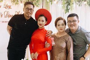 Kiều Oanh lên xe hoa sau 4 năm chịu tang chồng