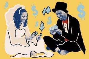 Bán vé đồng giá dự đám cưới để khách không cần băn khoăn tiền mừng
