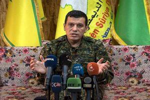 Thổ Nhĩ Kỳ yêu cầu Mỹ hủy cuộc gặp với thủ lĩnh lực lượng Dân chủ Syria
