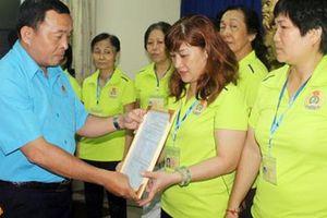 Ra mắt nghiệp đoàn lao động nữ giúp việc nhà