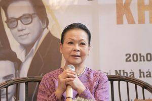 Danh ca Khánh Ly: Tôi còn được hát là cuộc đời cho quá nhiều may mắn