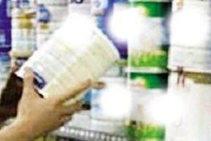 Phát hiện chất gây ung thư trong sữa công thức