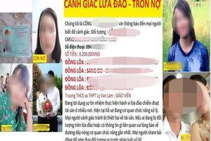 Giáo viên trường Lý Văn Lâm - Cà Mau nợ nần, trường vạ lây: Số nợ khủng?