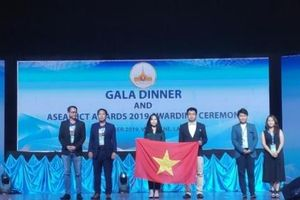 Việt Nam đạt giải cao trong Giải thưởng ASEAN về Công nghệ thông tin