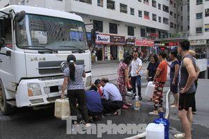 Lời xin lỗi của Công ty nước sạch sông Đà là 'muộn màng, vô nghĩa'
