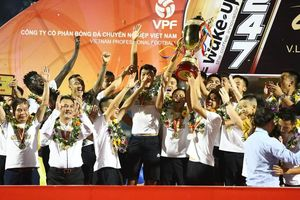 Hà Nội FC - Niềm tự hào Thủ đô