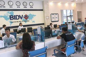 BIDV chi trả cổ tức bằng tiền cao kỷ lục 1.400 đồng/cổ phiếu
