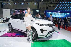 Cận cảnh Range Rover Evoque 2020 có giá hơn 3,5 tỷ đồng