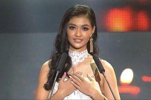 Á hậu Kiều Loan gây tiếc nuối vì trượt Top 5 Miss Grand International