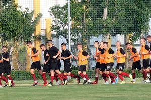 FK Sarajevo đấu với tuyển U.19 Việt Nam trước ngày ra trận tại giải U.21 quốc tế