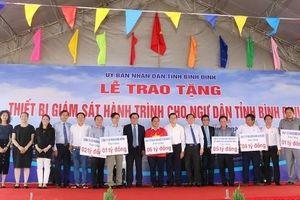 Nguyên Chủ tịch nước Trương Tấn Sang kêu gọi hỗ trợ thiết bị hành trình cho ngư dân