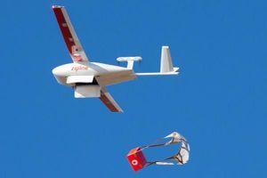 Mỹ thử nghiệm máy bay không người lái chuyển thuốc và máu cho chiến trường