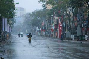 Chiều tối và đêm 26/10, các khu vực trong cả nước đều có mưa