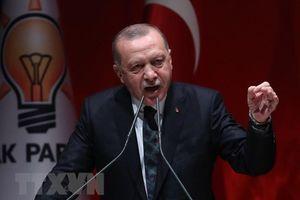 Thổ Nhĩ Kỳ cảnh báo hậu quả nếu thỏa thuận Sochi không được tuân thủ