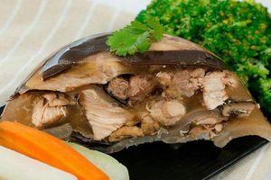 2 cách nấu thịt đông ngon chuẩn vị lại tốt cho sức khỏe