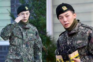 Những hình ảnh đầu tiên của G-Dragon (BigBang) sau khi xuất ngũ