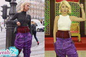Chiếc quần gây hoang mang của Quỳnh Anh Shyn, khi bạn muốn mặc cả hai cái một lúc và cái kết!