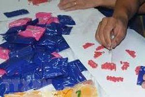 Thanh Hóa: Vượt biên sang Lào mua ma túy bán kiếm lời, hai đối tượng bị bắt