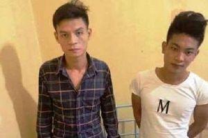 Vĩnh Phúc: Bắt giữ hai đối tượng cướp tài sản sau 24 giờ gây án