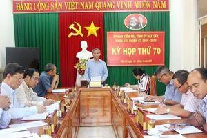 Đắk Lắk: Thi hành kỷ luật 2 đại tá quân đội vi phạm trong quản lý đất đai