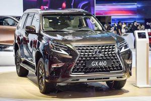 Lexus GX 460 2020 giá gần 6 tỷ đồng tại Việt Nam có 'đắt xắt ra miếng'?