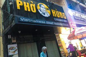 Cận cảnh nhếch nhác của chuỗi nhà hàng Món Huế bị tháo dỡ biển hiệu