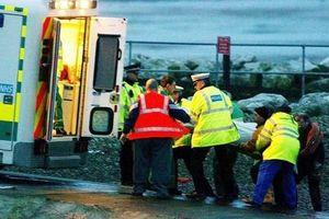 Loạt ảnh vụ 39 thi thể trong xe container ở Anh gây chấn động