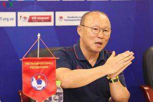 Báo Hàn bất ngờ đòi quyền lợi cho HLV Park Hang Seo