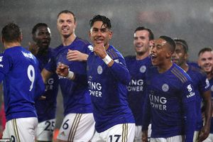 Leicester City lập kỷ lục không tưởng, MU, Man City đỉnh cao cũng chưa từng làm được