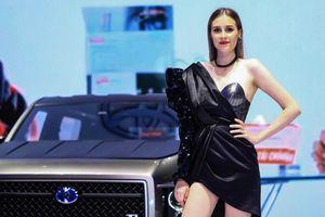 Dàn xe Toyota tại Vietnam Motor Show tỏa sáng dù thiếu tân binh