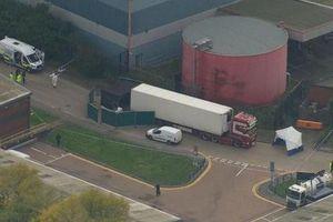 Bỉ lại phát hiện 2 xe tải chở người nhập cư