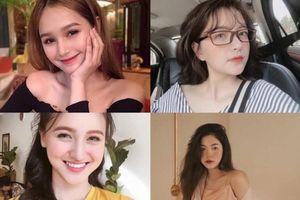 Dàn hot girl Việt quá đẹp khiến CĐM tưởng nhầm 'con lai'