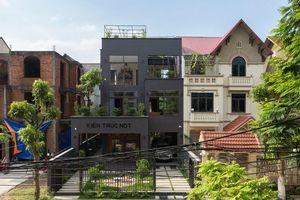 Ngôi nhà giữa Khu CN Bắc Ninh sau cải tạo đẹp ngỡ ngàng, báo ngoại khen hết lời