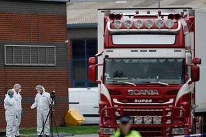 Vụ 39 người chết trong container ở Anh: Vì sao camera nhiệt vô dụng?