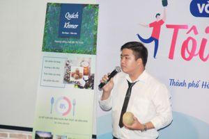Sản vật quê hương giúp chàng trai đoạt giải nhất 'Người Nhân văn khởi nghiệp'