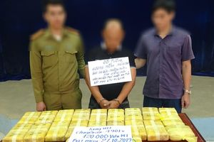 Chặn đứng đối tượng người Lào vận chuyển 120 nghìn viên ma túy vào Việt Nam