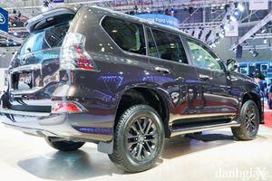 Lexus GX460 2020 chốt giá bán từ 5,69 tỷ đồng