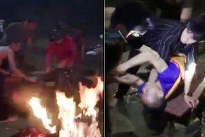 Dân làng đốt củi sưởi ấm, cứu sống nam thanh niên đuối nước trên sông Lam