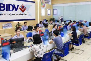 BIDV sẽ trả cổ tức bằng tiền mặt 1.400 đồng/cổ phiếu