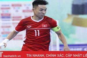 Thắng đậm Myanmar, ĐT futsal Việt Nam giành vé dự VCK châu Á 2020