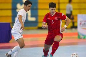 Hạ Myanmar 7-3, Việt Nam giành vé dự giải châu Á 2020