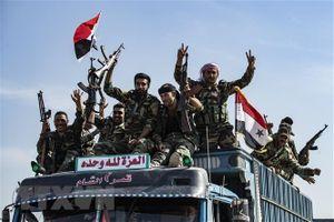 Syria triển khai quân tại những khu vực mới gần biên giới Thổ Nhĩ Kỳ