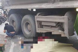 Danh tính nữ nạn nhân đi xe máy tử vong dưới gầm xe 'hổ vồ'