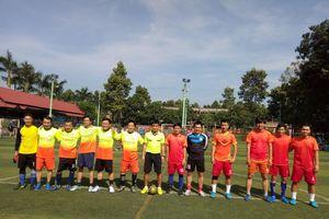 Khởi tranh môn bóng đá Hội thao Đoàn khối các cơ quan tỉnh