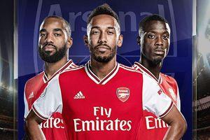 Đội hình dự kiến trận Arsenal - Crystal Palace vòng 10 Premier League